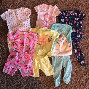 Carter's 2 piece pajamas